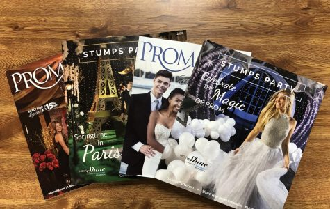Despite careful planning by the junior class STUCO representatives, prom was postponed until July 30, 2020.