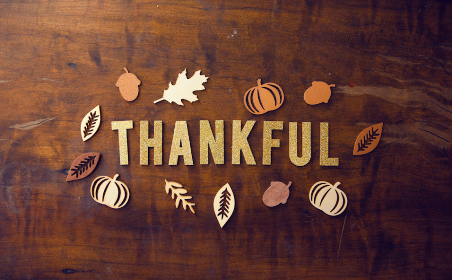 Giving thanks despite a difficult year