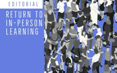 Editorial: Students Return to In-Person Learning