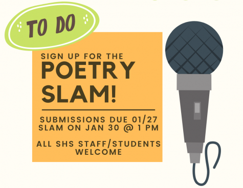 Writing club hosts first online poetry slam