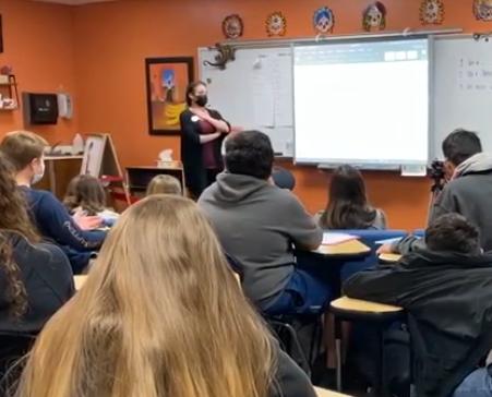 Lisa Martinez: Finalist for Kansas Teacher of the Year
