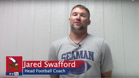 New Vikings Football Coach: Jared Swafford
